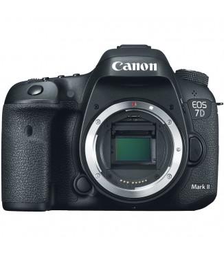 Camera Canon EOS 7D Mark II - Corpo - 20.2 Megapixels