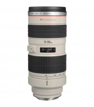 Objetiva Canon EOS EF 70-200mm F2.8 L USM