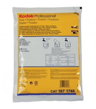Fixador Kodak - 700g - 3.8 Litros (para papel ou filmes)