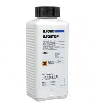 Interruptor IlfoStop Ilford - 500ml (para papel ou filmes)
