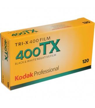 Filme Kodak 120 Tri-X Pan Preto e Branco ISO 400 - 5 Unidades