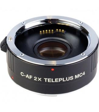 Tele Converter Kenko TelePlus 2X MC4 DGX para Canon