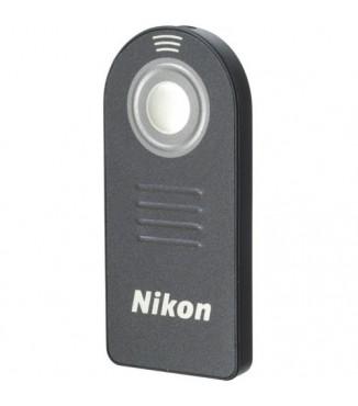 Controle Remoto Nikon Sem Fio ML-L3 para Câmeras D610, D600, D7200, D7100, D5300, etc.