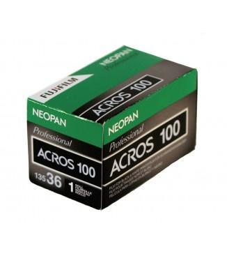 Filme FujiFilm 35mm Neopan Acros 100 Preto e Branco 36 Poses ISO 100