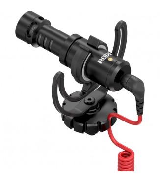 Microfone Rode VideoMicro Compact on-Camera