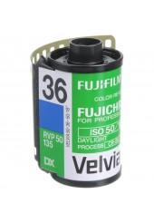 Filme Cromo 35mm FujiChrome Professional RVP Velvia 50 36 Poses - ISO 50