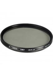 Filtro Polarizador Hoya HRT CIR-PL UV 77mm
