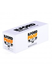 Filme Ilford 120 Pan F Preto e Branco ISO 50