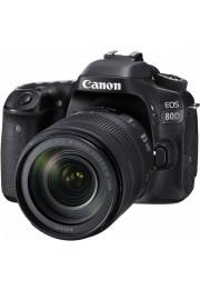 Camera Canon EOS 80D com Objetiva 18-135mm F3.5-5.6 IS USM - 24.2 Megapixels