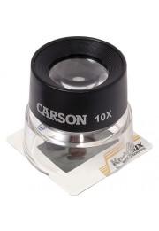 Lupa Carson LL-10 LumiLoupe com 10X de Ampliação