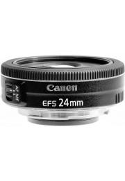 Objetiva Canon EOS EF-S 24mm F2.8 STM