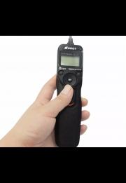 Controle Remoto Shoot com Timer para Câmeras Canon T1i, T2, T2i, T3, T3i, T4i, T5i, T6i, 60D, 70D etc.