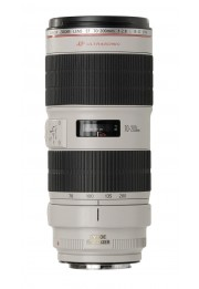 Objetiva Canon EOS EF 70-200mm F2.8 L IS II USM