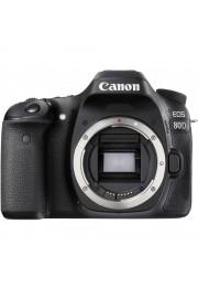 Camera Canon EOS 80D - Corpo - 24.2 Megapixels