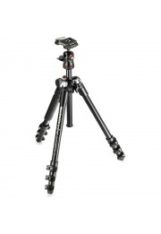 Tripé Manfrotto MKBFRA4-BH Be Free Compact Travel com Cabeça Ball Head