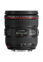 Objetiva Canon EOS EF 24-70mm F4.0L IS USM