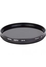 Filtro Polarizador Hoya Alpha CIR-PL 49mm