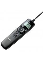 Controle Remoto Greika/Godox ITR-N3 com Timer para Cameras Nikon DF, D610, D7200, D7100, D5300, D3300, etc.