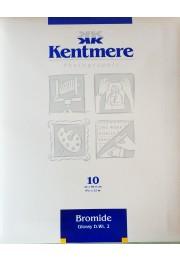 Papel Fotográfico Kentmere Brometo Brilhante D. WT. 2 - Fibra 24x30cm - 10 Folhas