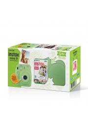 Câmera Instantânea Fujifilm Instax Mini 9 - Verde Lima + Estojo + Filme