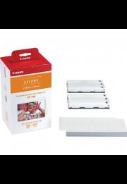 Kit Papel e Tinta Canon RP-108 para Impressoras Canon Selphy - 108 Folhas