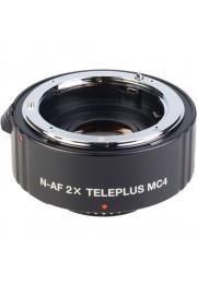 Tele Converter Kenko TelePlus 2X MC4 DGX para Nikon