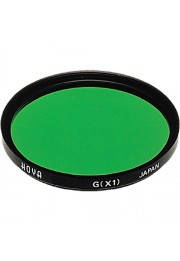 Filtro Verde X1 Hoya 52mm