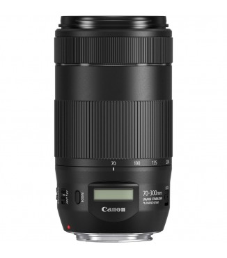 Objetiva Canon EOS EF 70-300mm F4.0-5.6 IS II USM