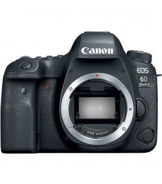 Camera Canon EOS 6D Mark II - Corpo - Full Frame 26 Megapixels