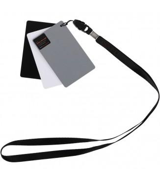 Cartão Cinza - Pequeno - 8x5cm
