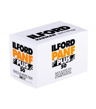 Filme Ilford 35mm Pan F Preto e Branco 36 poses ISO 50