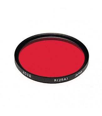Filtro Vermelho Red 25A Hoya 77mm