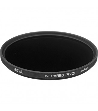 Filtro Infravermelho Hoya R72 52mm