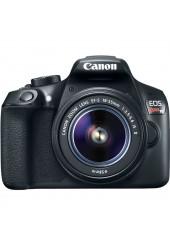 Câmera Canon EOS Rebel T6 com Objetiva EF-S 18-55mm F3.5-5.6 - 18 Megapixels
