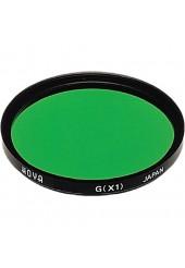 Filtro Verde X1 Hoya 67mm
