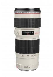 Objetiva Canon EOS EF 70-200mm F4.0L USM