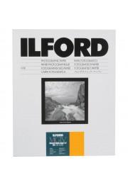 Papel Fotográfico Ilford Preto e Branco MultiGrade IV RC 17.8 x 24cm Cetim - 25 Folhas