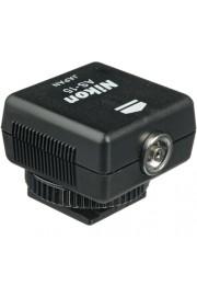 Sapata Nikon de Conexão Sync AS-15
