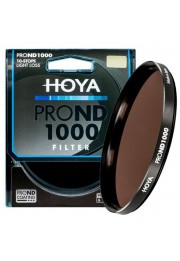 Filtro de Densidade Neutra Hoya Pro ND 1000 58mm