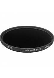 Filtro Infravermelho Hoya R72 58mm